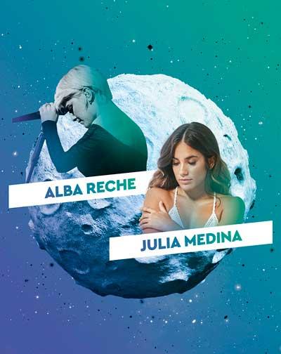 Alba Reche + Julia Medina - Festival Bajo La Luna