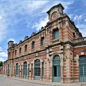 Estación de Madrid (Antiguo Recinto Ferial)